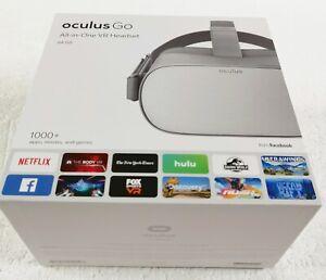 Oculus Go 64GB VR Headset Gray