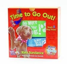Time to Go Out, A Dog Tricks Kit: Engage, Challenge, and Bond with Your Dog, Sun