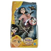 Disney Channel Tangled The Series Cassandra and Owl Action Figure Doll BNIB