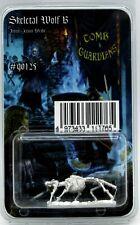 Tomb Guardians 90125 Skeletal Wolf B (Monsters) Skeleton Animal Undead Miniature