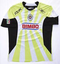 Reebok Bimbo FMF Green Soccer Jersey Athletic Shirt Mens Small S