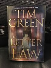 The Letter of the Law Bk. 1 by Tim Green (2000, Hardcover)