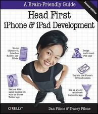 Head First iPhone and iPad Development: A Learner's Guide to Creating