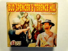 BUD SPENCER & TERENCE HILL  -  GREATEST HITS  -  3 CD BOX  NUOVO E SIGILLATO