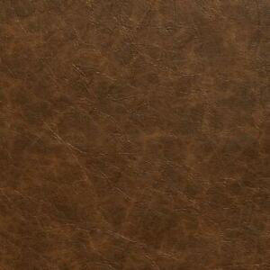 Essentials Breathables Brown Heavy Duty Faux Leather Upholstery Vinyl / Sandalwo