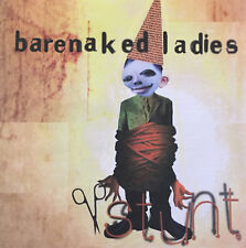 BARENAKED LADIES Stunt CD Brand New And Sealed