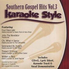 Various Artists Daywind Karaoke Style: Southern Gospel H CD