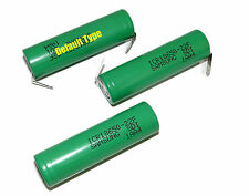 One Samsung Rechargeable Li-ion Battery ICR 18650 22F 3.6V 2200mAh By SDI U/R
