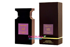 Tom Ford Cafe Rose 3.4oz/100ml Eau De Parfum Spray NIB Sealed Unisex Fragrance