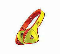 DNA OnEar Headphones On-Ear Headphones, Orange/Yellow