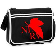 Evangelion Nerv College Messenger Shoulder Bag Anime Manga Cosplay