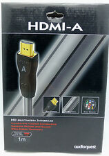 Audioquest HDMI-A 1 meter HDMI Cable