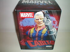 CABLE BUST MARVEL UNIVERSE RARE(ALL NEW X-MEN NOW WOLVERINE X-FORCE DEADPOOL123