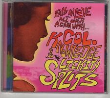 Fall In Love All Over Again With COL.KNOWLEDGE & THE LICKITY SPLITS - CD - good