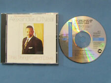 CD The Greatest Hits of Alexander O`Neal - This thing called love EPIC TABU