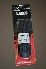 New Rothco Black shoes bootlaces lenght 72 inches (#bte147)