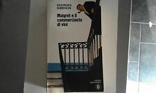 GEORGES SIMENON-MAIGRET E IL COMMERCIANTE DI VINI-OSCAR-MONDADORI