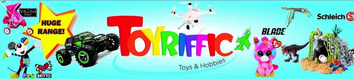 Toyriffic Toys and Hobbies
