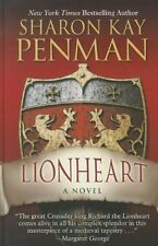 Lionheart by Sharon Kay Penman (2012, Hardcover, Large Type) New