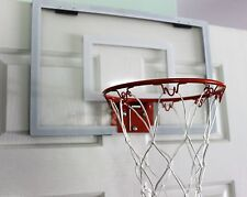 Indoor Mini Slam NBA Basketball Hoop Ring Backboard Kit Door Mounted Kid Set