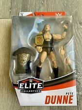 WWE Mattel Pete Dunne Elite Series #75 Action Figure RARE NEW IN HAND NXT HTF