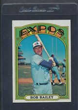 1972 Topps #526 Bob Bailey Expos NM/MT *5423