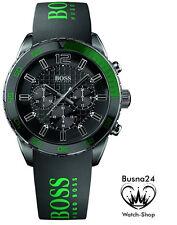 Original Hugo Boss Herrenuhr Grün Green 1512847 Chronograph NEU&OVP UVP. 399 €