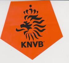 Original Club Logo sticker / Autocollante / Aufkleber KNVB