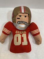 Vintage 1990's NFL San Francisco 49ers Hand Puppet  **RARE**