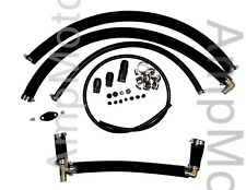 BASIC PLUS +SAi DELETE KIT+BRASS Fits+AUDI VW Mk4 1.8T N80/112/249 EVAP