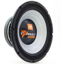 """JBL Subwoofer Tornado 2200W 15"""" 1100 wrms 4 Ohms Speaker Car Audio"""