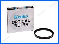Kenko 49mm Clear UV Slim Filter Nikon Fujifilm 7sII 35SP Auto S3 X100