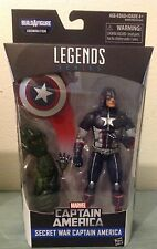 Marvel Legends Captain America Civil War Wave 3 Secret Wars Captain America