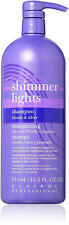 Clairol Shimmer Lights Shampoo for Blonde and Silver Hair, 31.5 Ounce