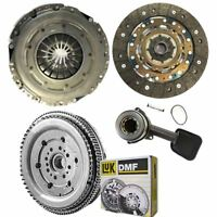 CLUTCH KIT AND LUK DUAL MASS FLYWHEEL AND CSC FOR JAGUAR X-TYPE SALOON 2.0 D