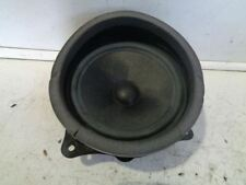 BMW Midrange Right Rear Door Vehicle Speakers