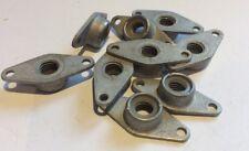 """NOS 5/16"""" BSF Thin Steel Nyloc Anchor Nut AGS2008/G1-77 qty 10 (J/1)"""