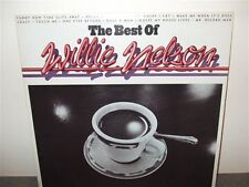 Willie Nelson . The Best Of . LP