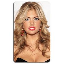 Sexy KATE UPTON model Glossy XL Photo Fridge Magnet model pc pinup blonde girl