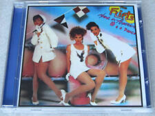 The Flirts – Made In America / 10¢ A Dance RARE COLLECTOR'S CD! FREE SHIPPING!