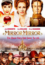 MIRROR MIRROR - DVD - REGION 2 UK