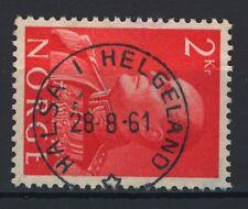 Norway 1959, NK 471 Son Halsa i Helgeland 28-8-1961