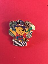 Disney 12 Months Of Magic Series 2002 Happy New Year Winnie The Pooh Pin