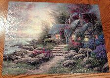 Thomas Kinkade 500pc Seaside Cottage Jigsaw Puzzle NO BOX