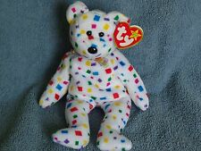 "Ty Beanie Baby ""Ty 2k"" Original Tag Error Excellent Condition"