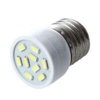 E27 3W Lampada Lampadina 9 LED SMD 5630 Bianco AC220-240V I7A8 H5C3