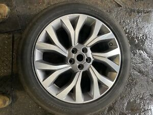 "range rover vogue 21"" Alloy Wheel And Tyre JK52-1007-DA"