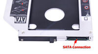2nd Sata SSD Caddy disque dur Bay pour IBM Thinkpad T400 T410 T410i X200 X201