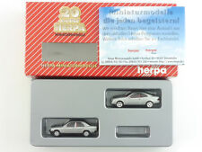 Herpa 187503 Set MB Clk Mercedes 190 E 20 Jahre TOP OVP 1605-01-33