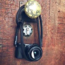 DSLR DSLM Kameraseil schwarz - Camera Rope black 120 cm - für alle Kameratypen